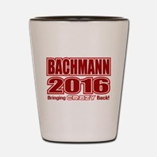 Bachmann President 2016 Crazy Back Shot Glass
