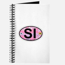 Sanibel Island - Oval Design. Journal