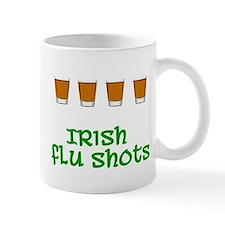 Irish Flu Shots Small Mug