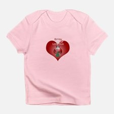 Bitten by the love bug Infant T-Shirt