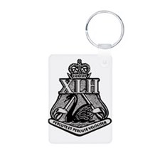 10th Light Horse Keychains