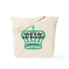 Fischer War Tote Bag