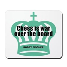 Fischer War Mousepad
