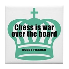 Fischer War Tile Coaster
