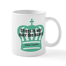 Fischer War Mug