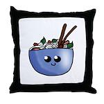 Chibi Pho v2 Throw Pillow