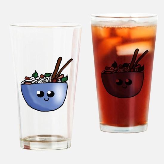 Chibi Pho v2 Drinking Glass