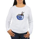 Chibi Pho v2 Women's Long Sleeve T-Shirt