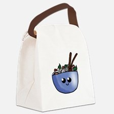 Chibi Pho v2 Canvas Lunch Bag