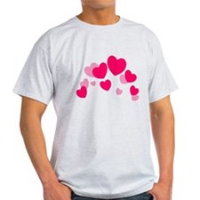 Valentine hearts T-Shirt