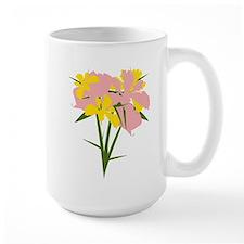 Orchid Mug