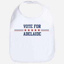 Vote for ADELAIDE Bib