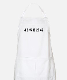 Lost Numbers Apron
