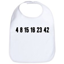 Lost Numbers Bib