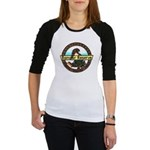 Orange Ranger Reserve Jr. Raglan