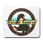 Orange Ranger Reserve Mousepad