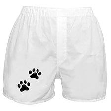 Pawprints Boxer Shorts