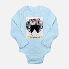 Ashton Long Sleeve Infant Bodysuit