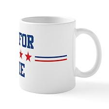 Vote for ABBIE Small Mug