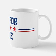 Vote for ABBIE Small Small Mug