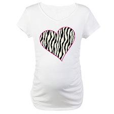 Zebra Heart Shirt
