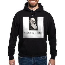 Darwin homeboy Hoodie
