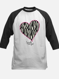 Zebra Wild Heart Tee