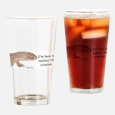 Cute Savana Drinking Glass