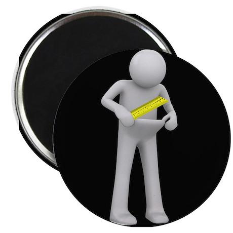 Condom Size Dude Magnet