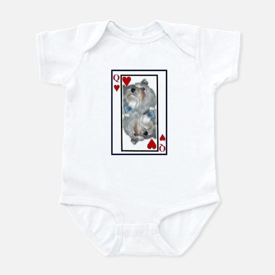 Queen of my heart Infant Bodysuit
