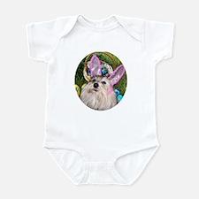 Easter Puppy Infant Bodysuit