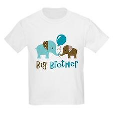 Big Brother - Mod Elephant T-Shirt