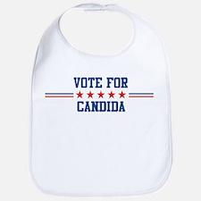 Vote for CANDIDA Bib
