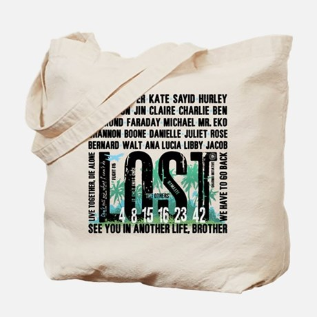 LOSt Stuff Tote Bag