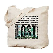 Lost Stuff 2 Tote Bag