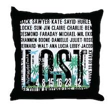 Lost Stuff 2 Throw Pillow