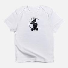 Black Schnauzer IAAM Logo Infant T-Shirt