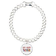 Eat Sleep Theatre Bracelet