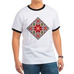 Folk Design 3 Ringer T