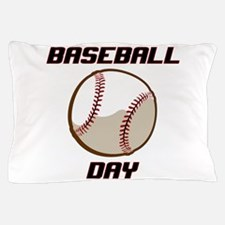BASEBALL DAY Pillow Case