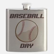 BASEBALL DAY Flask