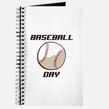 BASEBALL DAY Journal