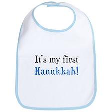 It's My First Hanukkah Bib