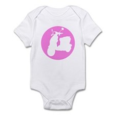 Pink Genuine Buddy Dot Infant Bodysuit