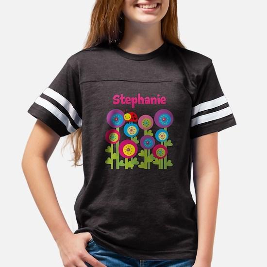 Ladybug Garden Youth Football Shirt