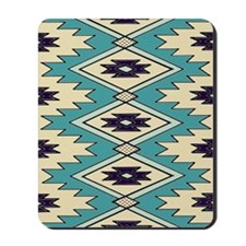 Native Chieftain Pattern Mousepad
