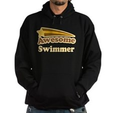 Awesome Swimmer gift Hoodie