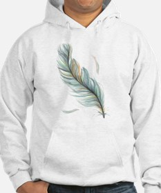 Feather Jumper Hoody