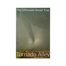 Tornado and Car Magnet