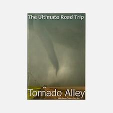 Tornado and Car Magnet
